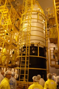 Sentinel-3A Encapsulation