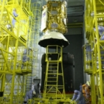 Mating of KOMPSAT-2