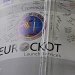 Sentinel-5p on Rockot (Credits: Eurockot)