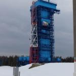 Launch Pad (credits: ESA)