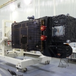 Sentinel-3B-in-its-dedicated-clean-room